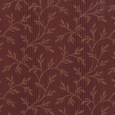 CIVIL WAR JUBILEE Red Leaves Stripes 8252 12 Barbara Brackman MODA 1/2 YARD