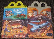 1990 McDonalds Happy Meal Box - TaleSpin Box #1