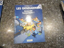 belle reedition les gendarmes  amendes honorable