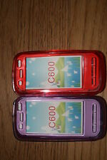 VARIOUS NOKIA SILICONE/GEL/RUBBER CASES