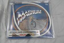 """NOS Harley-Davidson 12-13 FLHR C/S Magnum 23"""" Non ABS Brake Line 10MM # 37623"""