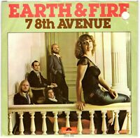 "EARTH AND FIRE 78th Avenue + Dizzy Raptures 7"" Single – on Polydor Holland &"