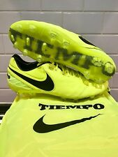 Nike Tiempo Legend VI FG US size 8 $210 Retail 819177-707