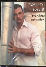 TOMMY PAGE The Video Collection DVD FBO Tommy's Children