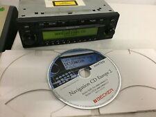 Becker DTM HIGH SPEED BE7919 Navigation CD Radio mit CODE + Navi CD