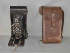 Appareil photo argentique à soufflet Eastman Kodak n° 2A à restaurer