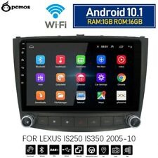 Pcmos For Lexus IS250 IS350 05-10 Android 10.1 DVD Player Radio GPS WIFI Stereo