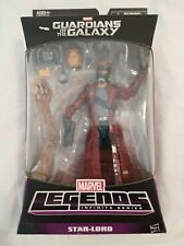 Marvel Legends Infinite Series BAF Groot Guardians of the Galaxy Star-Lord New!