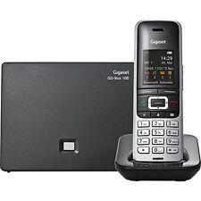 Gigaset S850 A GO, VoIP-Telefon, schwarz