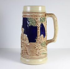"GERMAN  STEIN * 8 1/2"" TALL  * MADE IN  WEST GERMANY BY GERZ"