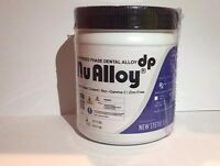 Amalgam Nu Alloy Dental Non-Gamma 2 Zinc-Free 50 Capsules (2 Spill)