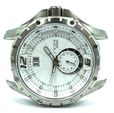 Limited Edition NOA Skandar Swiss Made White Stainless Steel Watch