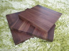 Table Top Plate Walnut Solid Wood NEW glue-laminated Timber au. MADE TO MEASURE