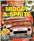 AUSTIN HEALEY SPRITE MK1-4 MG MIDGET MK1-3 & 1500 TUNING FOR ROAD / TRACK MANUAL