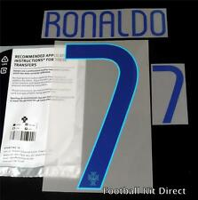 Portugal Ronaldo 7 2014 World Cup Football Shirt Name Set Away Sporting ID