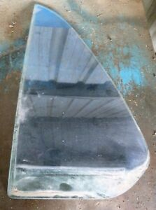 Kia Mentor Sephia 96-2/98 Hatch Left Rear Door 1/4 Glass
