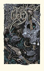 Aaron Horkey x Pushead Hyperstoic Variant Signed Numbered Limited Edition Print