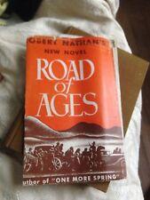 Road Of Ages Robert Nathan A Jewish Diaspora Après WWII Novel