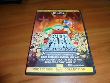 South Park: Bigger, Longer & Uncut (Dvd, 1999, Widescreen Version)