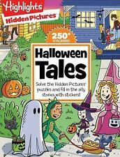 Silly Sticker Stories: Halloween Tales (2016, Paperback)