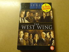 6-DISC DVD BOX / THE WEST WING: SERIE / SEASON 7