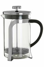 Akeala Cafetiere, Stainless Steel, 800ml