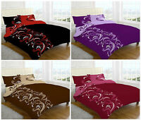Luxury Swirl Jacob Duvet Cover Set Bedding Set Quilt Cover with Pillowcases