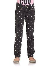 JUICY COUTURE GIRLS Pop dot SKINNY JEANS size 5 new $98