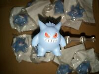 Pokemon Moncolle figure Tomy Shiny Gengar 1PC only, 3pcs and 8pcs also available