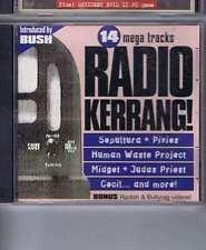 SEPULTURA / PIXIES / HUMAN WASTE PROJECT + Radio Kerrang KERRANG CD