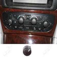 Mercedes C Class Air Conditioner Climate Control Knob Button W203 C320 C240 C230