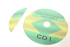 Herma Photo Objects Volume 1 Digital Image Photo Library Collection 8-CD Set