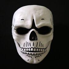 FRP Skull Skeleton Full Face Mask Cosplay Props For James Bond 007 : Spectre New