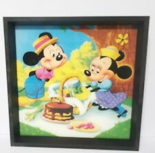 "Disney Parks Classic Mickey and Minnie Mouse ""The Disney Story Book Collection"""