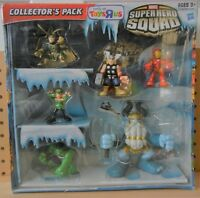 Marvel Super Hero Squad Toys R Us COLLECTOR'S PACK Enchantress Frost Giant Loki