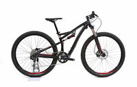 """2014 Specialized Camber 29 FSR Mountain Bike 3 x 9 Speed Shimano Deore S / 15.5"""""""