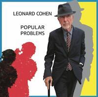 LEONARD COHEN - POPULAR PROBLEMS CD ~ FOLK ROCK *NEW*
