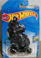 HOT WHEELS FACTORY FRESH BMW K 1300 R MOTORCYCLE IN BLACK  #65/250