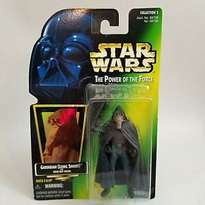 Star Wars POTF Power Of The Force Garindan Long Snoot 1997 Kenner New