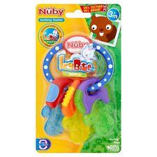 Nuby Ice Bite Teether Keys Multi