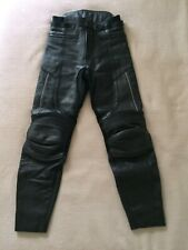 Hein Gericke Lether Motorcycle Trousers