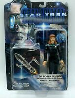 Star Trek First Contact Dr. Beverly Crusher Playmates Toys 1996 Action Figure