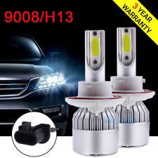 Super Bright H13 LED Headlight Bulb For Ford F150 F250 Explorer Mustang Focus