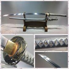 High-Performance Japanese Samurai Sword Katana High Manganese Steel Sharp Blade