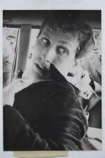Echecs - Bobby Fischer en Islande - Photo AGIP - 1972