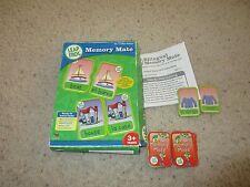 Leapfrog Bilingual Memory Mate Game-Teach Children Spanish and English Matching