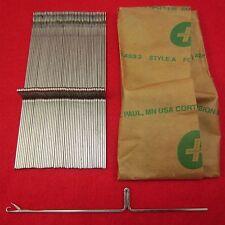 NEU 100 Nadeln für Silver Reed SRP 20-60N Strickmaschinen KnittingMachine Needle