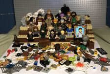 LEGO Lot Harry Potter 20+ Mini-figures Accessories Sorting Hat Hagrid Dementor