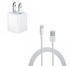 NEW BOX GENUINE Apple iPhone Xs Max X 10 8 7 6S 6+ Wall Charger Lightning Cable