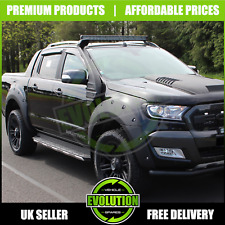 Black Snorkel Kit 4x4 Off Road Air Intake System fits to Ford Ranger 2016+